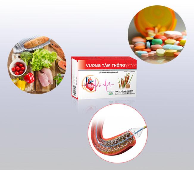 Các phương pháp điều trị bệnh xơ vữa mạch máu